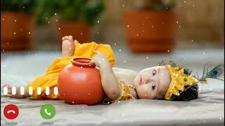 Krishna Flute Ringtone   Radha Krishna Flute ringtone   Shri Krishna New Ringtone 2020  Janmashtami