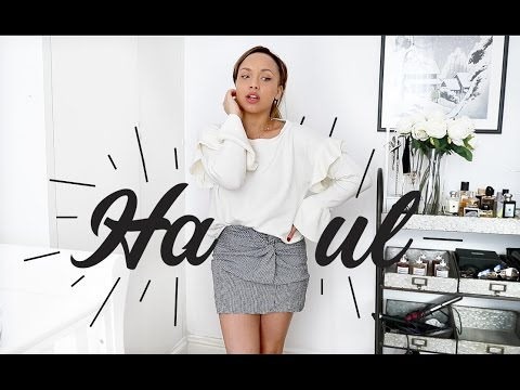 SPRING BASICS HAUL/UPDATE! | Zara, ASOS, Mango etc.