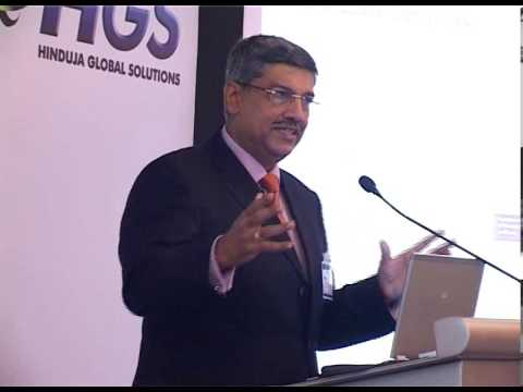 HGS Overview CEO Partha De Sarkar
