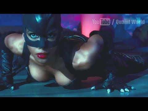 Halle Berry and Benjamin Bratt Funny Fight   Catwoman 2004 Movie s