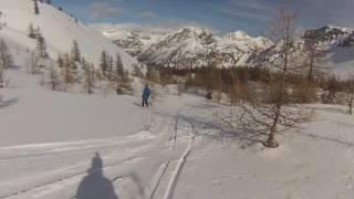 vacances ski Névache 2017