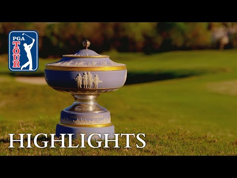 Highlights | Round 1 | Dell Match Play