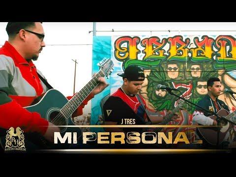 J Tres - Mi Personal (En Vivo)