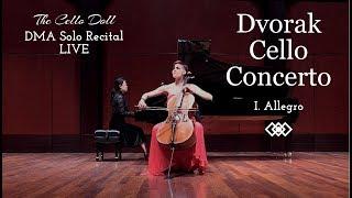 Dvorak Cello Concerto, I. Allegro (DMA Recital, Live)