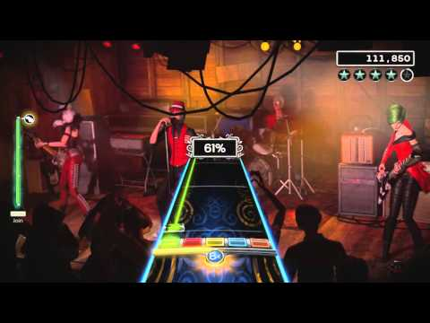 Rock Band 4 - Gimme Shelter - The Rolling Stones