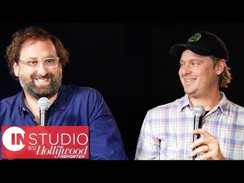 In Studio with Tim Heidecker & Eric Wareheim: 'Tim & Eric's Bedtime Stories' Season 2 | THR