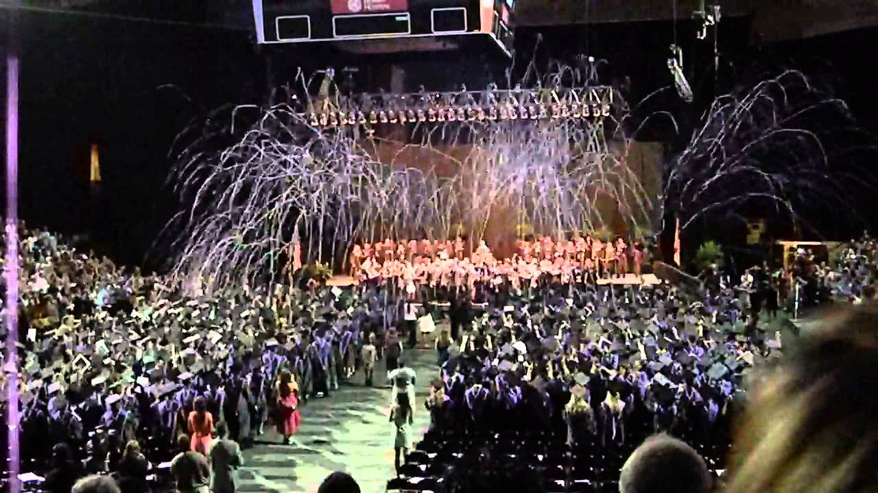 timber creek high school graduation 2013 youtube