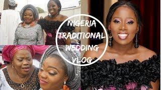 My Cousin's Traditional Nigerian Wedding + Road trip to Ibadan City || Naija Travel vlog 2018 || #6