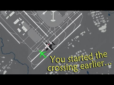 [REAL ATC] Runway incursion leads to CLOSE CALL at Toronto!