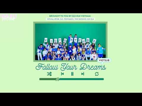 [VIETSUB] U-CUBE - Follow Your Dreams