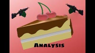 Roblox- R2DA King Cake Analysis