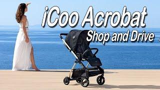 коляска ICOO Acrobat