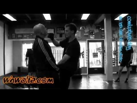 Combative Leg Pick | Bill Wolfe | Wolfes Combatives | Defendo