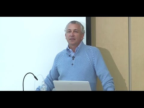 Dr. Tony Nader - Hacking Consciousness at Stanford University, Part 1