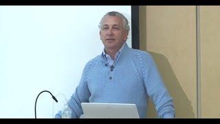 Dr. Tony Nader - Hacking Consciousness at Stanford University, Part 1