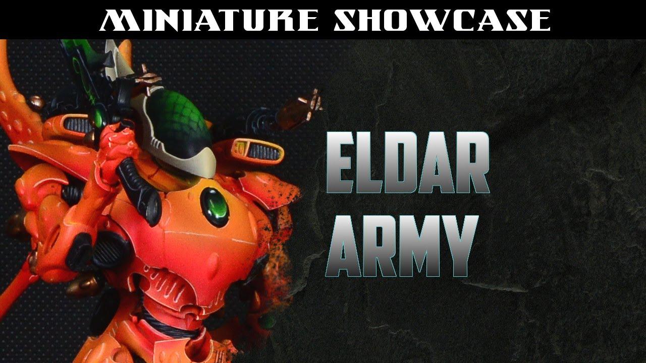 Blog ORANGE ELDARS #2: The big guys