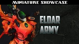 ELDAR ARMY ELITE LEVEL - DEN OF IMAGINATION