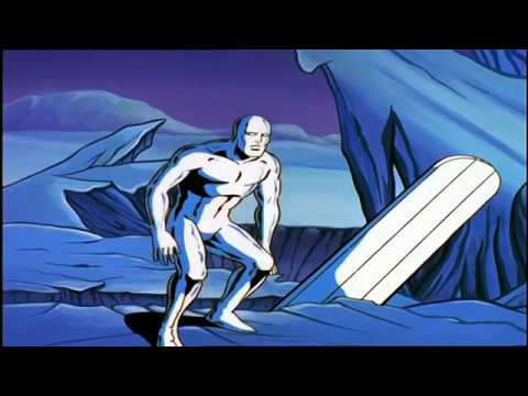 Silver Surfer  02   The Origin of the Silver Surfer Part 2