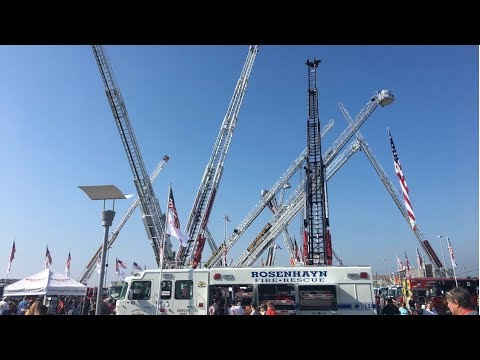 Wildwood Fireman's Convention And Expo 2017