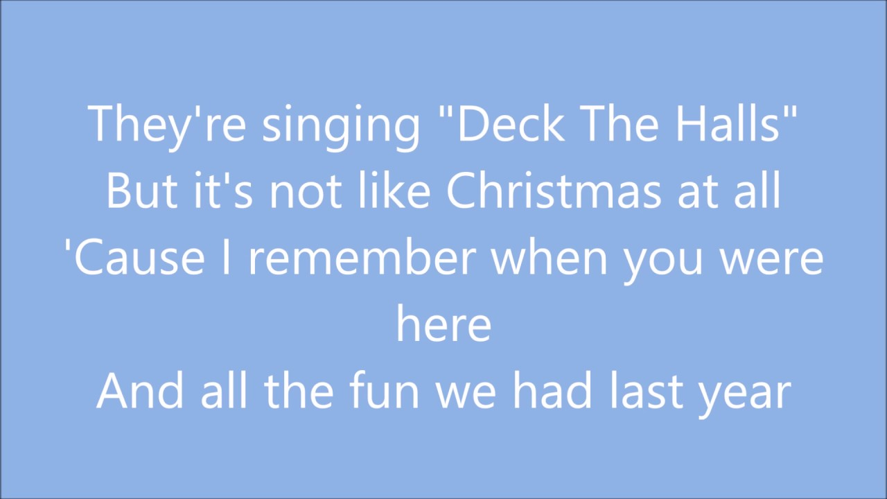 Christmas (Baby Please Come Home) - Darlene Love (Lyrics) - YouTube