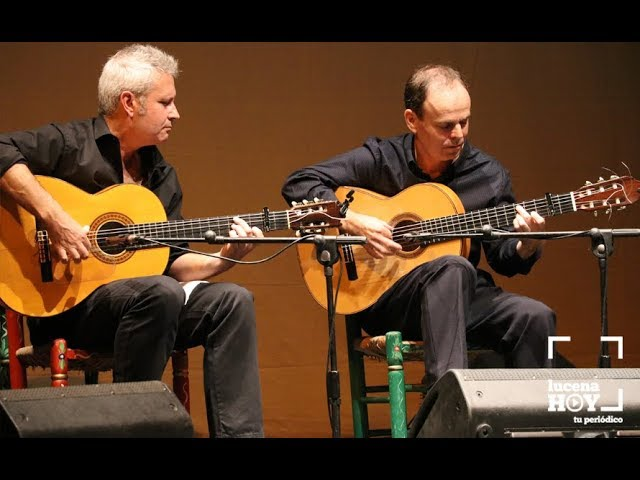 """VÍDEO: Nuestro resumen de la presentación del disco """"Suena mi guitarra"""", de Román Carmona"""