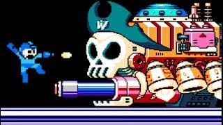 Mega Man 10 (Wii) All Bosses (No Damage)