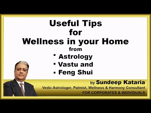 Useful Tips for Money, Wealth, Prosperity in Home from Astrology, Vastu & Feng Shui PART 1 - 동영상