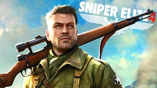 SNIPER ELITE 4 Full Game Gameplay Walkthrough Livestream thumbnail