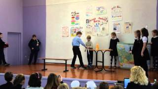 Агне Барто - Сережа учит уроки - Театральная постановка