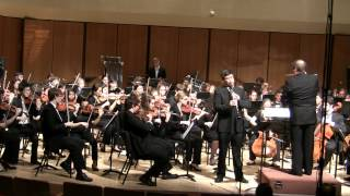 Liquid Melancholy Clarinet Concerto - Midwest Young Artists Symphony Orchestra