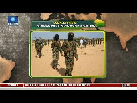 Al-Shabab Kills Five Alleged UK & U.S. Spies  Network Africa 