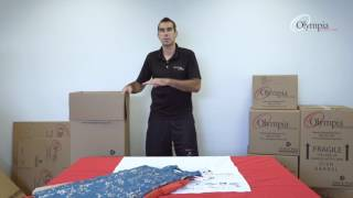 How to Pack Clothes & Shoes to Move | Olympia Moving & Storage