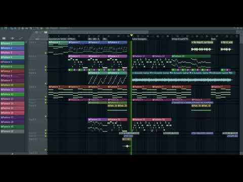 Şanışer - Geçemiyorum Serden Beat   FL Studio Project