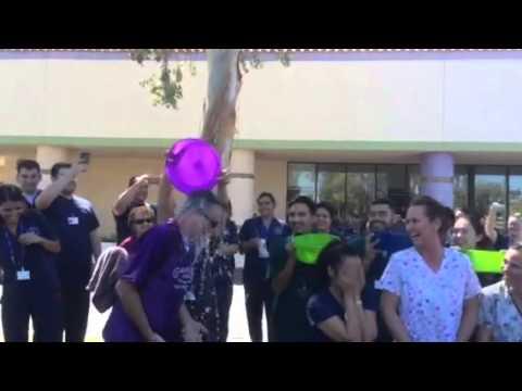 Kaplan College Palm Springs Ice Bucket Challenge