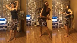 الراقصة الروسية جوهرة ترقص على أغنية الكيف كايروكي مع النجم طارق الشيخ