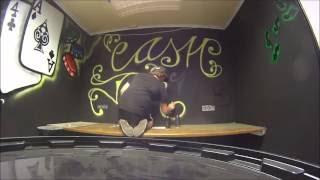 DUD Productions #8 JC Punt - Ommen - Graffiti