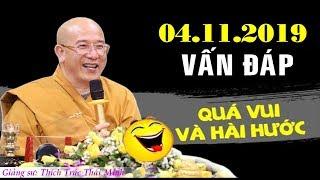 Nhiều Câu Hỏi Sát Với Đời Sống Thực Tế Không Nghe Tiếc Lắm - Thầy Thái Minh