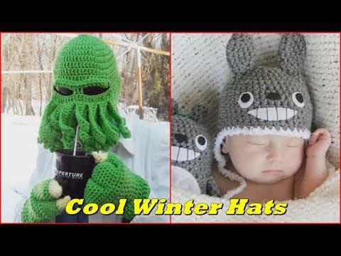 TOP 10 Cool Winter Hats