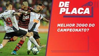 Flamengo 4 x 4 Vasco - Jogão no Maracanã marca duelo entre Luxa e Jesus