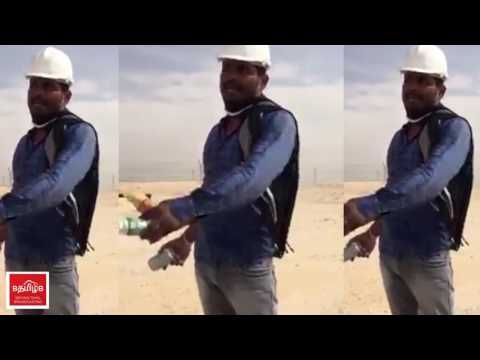 Consequences of Hydrocarbon Project explained by Saudi working Tamil youth