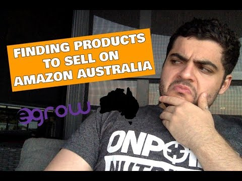 One Easy Method To Find Products To Sell On Amazon Australia