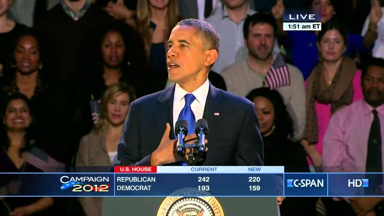 Download speech 2012 victory obama
