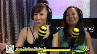 "Arrow After Show  Season 1 Episode 21 ""The Undertaking"" | AfterBuzz TV"