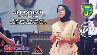 Alfasalam Nissa Sabyan Sabyan Gambus Madiun Bersholawat 2019