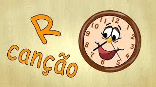 Alfabeto para crianças - R-Canção - O Alfabeto em português - canções infantis | Portuguese R-Song