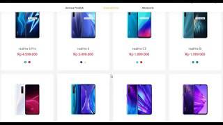 Daftar Harga Hp Realme Update Terbaru April 2020
