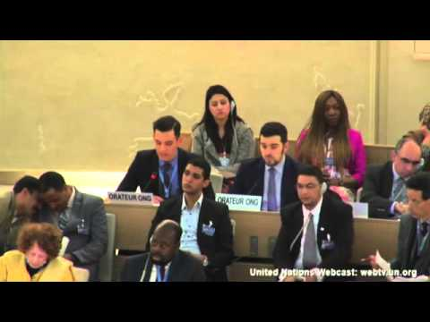 CFI Statement on Freedom of Religion, Belief, and Expression on Social Media at 31st UNHRC - 3/11/16