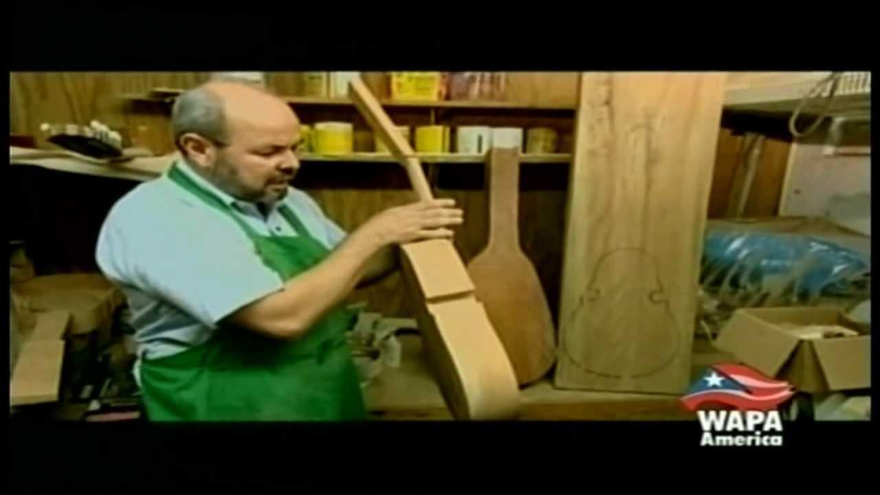 Como se fabrica un cuatro puertorrique o popurr for Como se fabrica el marmol