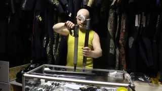 Ружье для подводной охоты буржуйка Плавун(http://katrangun.com - портал дайвинга и подводной охоты. http://katrangun.prom.ua - магазин подводного снаряжения в центре Киев..., 2013-04-15T06:36:45.000Z)