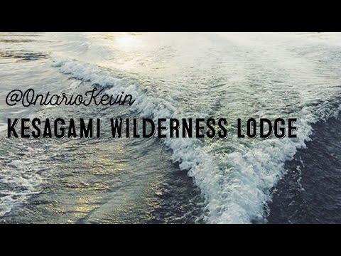Fishing At Kesagami Wilderness Lodge
